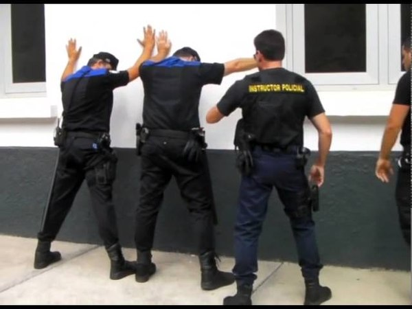 Instruccion Policial Engrilletamientos Especiales