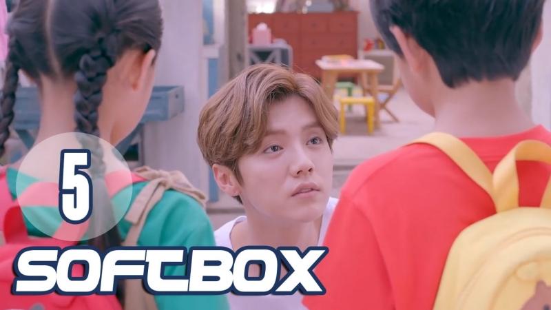[Озвучка SOFTBOX] Сладкий удар 05 серия