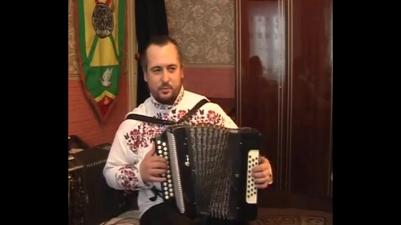 Russian music bayan Hende hoh / from germany