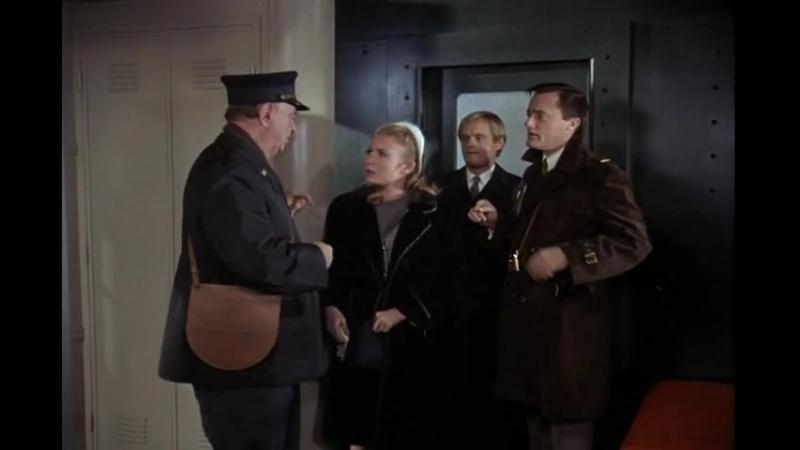 El Agente de Cipol 2x13 El Asunto del Expreso Adriatico