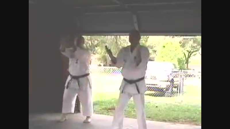 Learning Kakuha Sho from Kimo Sensei 15 to 20 yrs ago
