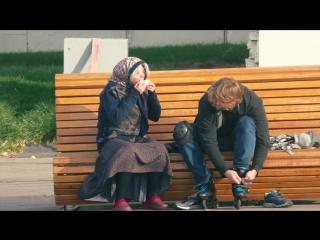 БАБКА ВОРУЕТ ВЕЩИ / ПРАНК (реакция людей на мои выходки)