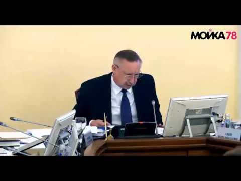 Беглов назвал три главных вопроса петербуржцев