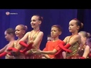 Ансамбль «Цвета радуги» настроился на отчётный концерт с помощью ритуала