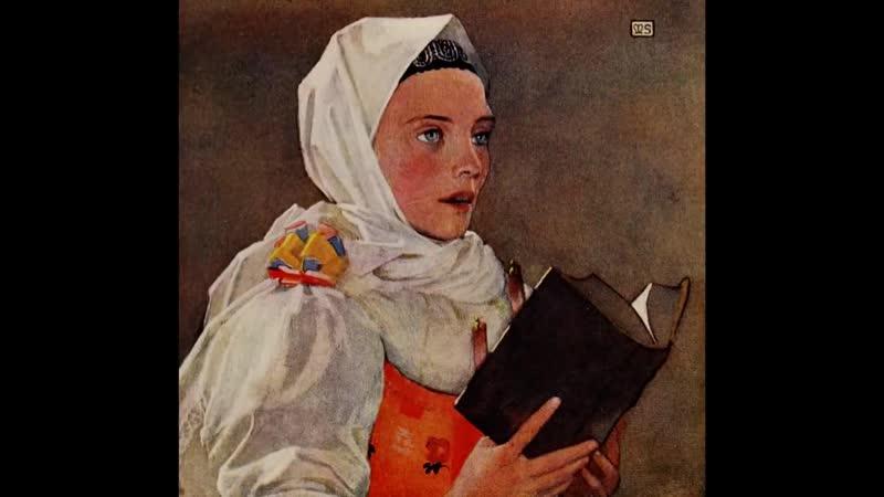 Marianne Stokes - Pre-Raphaelite Sisterhood