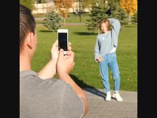 Как снять необычные видео