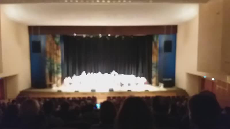 14 11 18 Выступление Брянского оркеста в ДРУЖБЕ видео 3