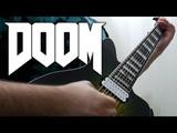 DOOM (2016) Guitar Riff Compilation (8 String Guitar - Mick Gordon Cover)