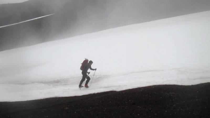 Очередная Вершина Мира. Вулкан Козельский.