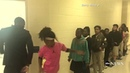 Teacher Has Personalized Handshakes With Every Single One of His Students