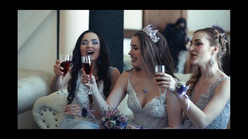 Бэкстейдж со Свадебного воркшопа 31.03.2018 сборы невесты