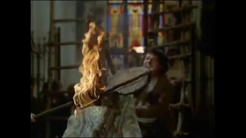 Легенда о Тиле (фрагмент), 1976. Режиссеры: Владимир Наумов, Александр Алов