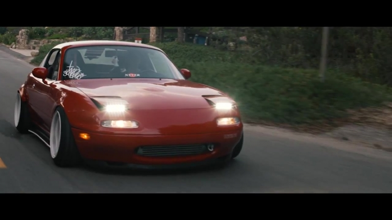 Lukes Turbo Miata | Perfect Stance