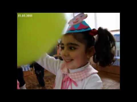 Երևանի համար 90 մանկապարտեզ 23.03.2011 - ՄԱՐԻԵՏԱ 5 տարե