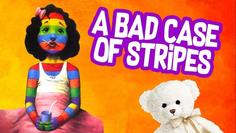 A Bad Case of Stripes by David Shannon| Childrens Book Read Aloud | Storytime With Ms. Becky