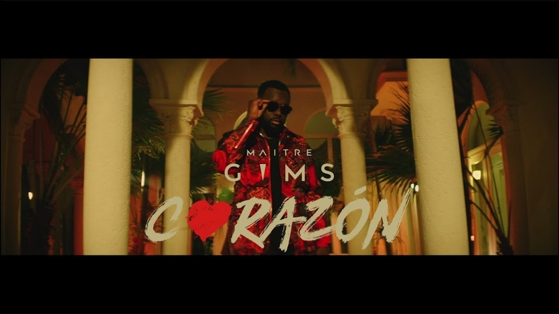 Maître GIMS - Corazon ft. Lil Wayne French Montana (Official Video)