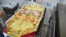 Como fazer Pizza Gigante e assar em forno tupasy apóio tupasy senhor caixa