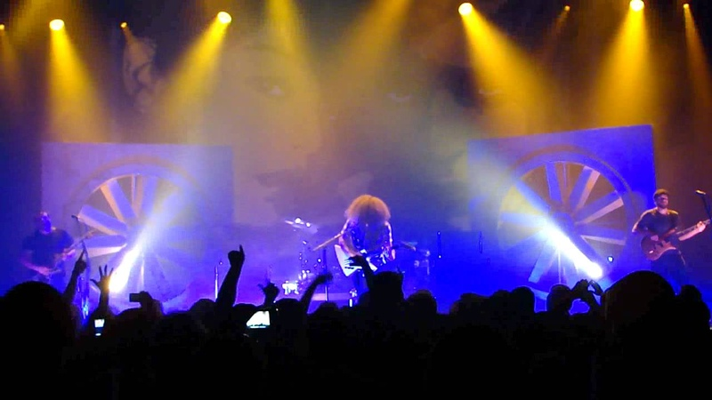 Coheed and Cambria - Hearshot Kid Disaster (Live in Los Angeles 5-11-11)