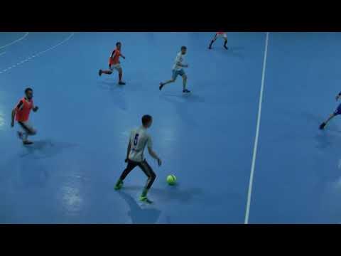 Bronze League.6-й тур. Kyiv Miska Rada - Comanda (10-2) 1-й тайм