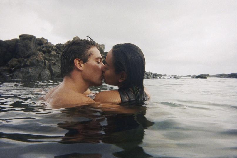 Опыт секс под водой