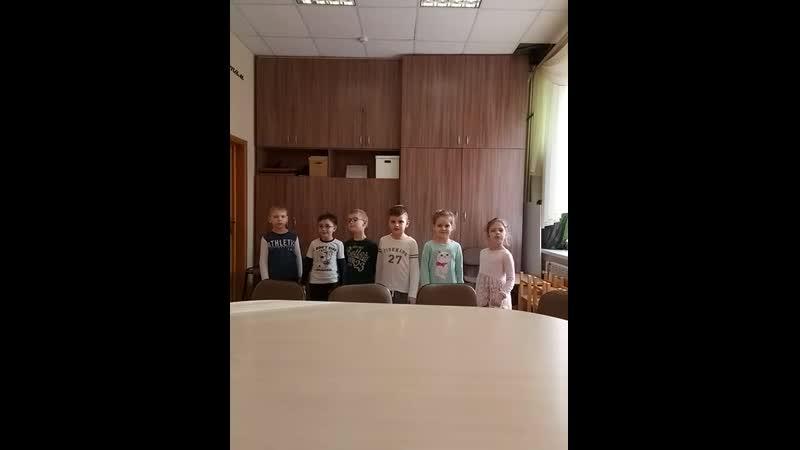 Репетиция Чиполлино