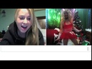 Прикол в видео чате Steve Kardynal Mariah Carey All I Want For Christmas Is You