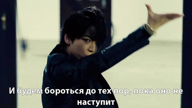 KAT-TUN - Ask Yourself рус.саб
