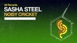 Sasha Steel - Noisy Cricket (Original Club Mix)