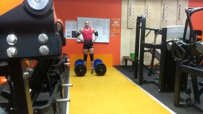 прогулка фермера 305 кг на 15м проба