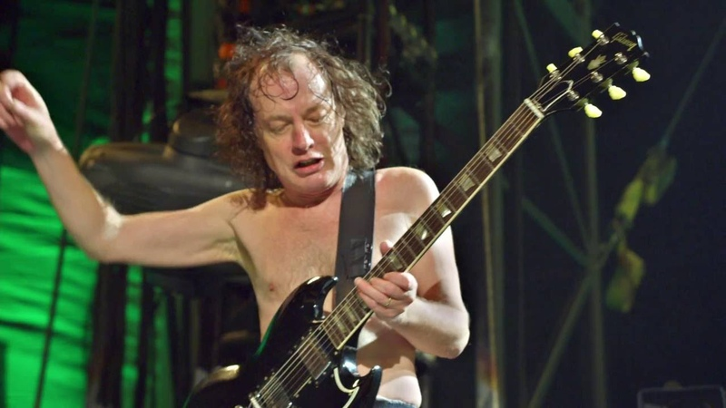 ACDC - Let There Be Rock (from Live at River Plate)