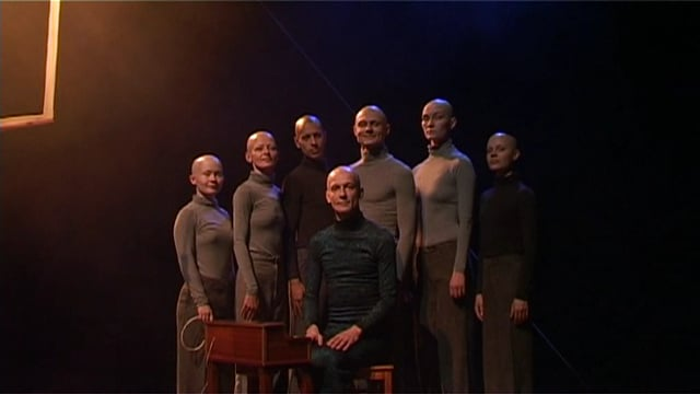 Anton Adasinsky DEREVO. Robert's Dream (2006) - Clip