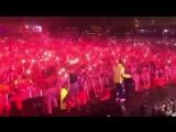 Выступление XXXtentacion с треком «Look At Me!» на фестивале «Rolling Loud»