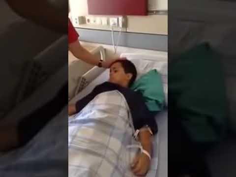 Narkozdan Çıkan Sünnet Çocuğu Ben Oldum mu - Komik Videolar