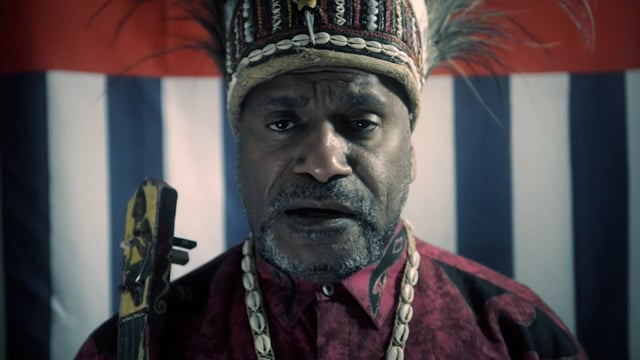 ROCKIN FOR WEST PAPUA - MESSAGE FROM BENNY WENDA