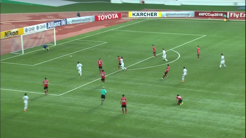 FC Ahal 0-1 FC Istiklol (AFC Cup 2018 : Group Stage)