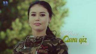 Arepbay Allaniyazov - Qara qiz (tizer)   Арепбай Алланиязов - Кара киз (тизер)