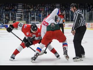 Суперсерия 2018, Матч #5, Россия U20 - Канада (QMJHL)