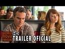 Homem Irracional Trailer Oficial Legendado (2015) - Emma Stone, Joaquin Phoenix HD