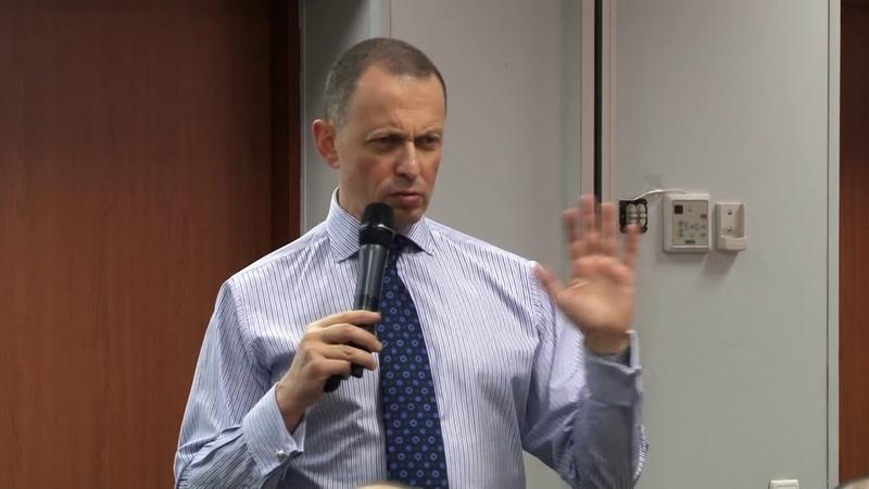 О важности осознанного подхода. Александр Фридман, консультант и бизнес-тренер