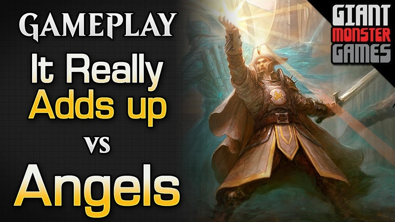 It Really Adds Up -vs- Angels - MTGO Gameplay 02