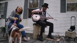 Chris Rodrigues &amp Abby the Spoon Lady - I Wake Up With The Blues