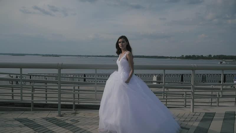 Свадебное платье | Тильда | BonneVille | ARIA DI LUSSO