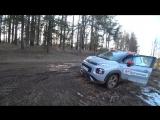 Ёлка, Рекорд Land Rover и Субурбан