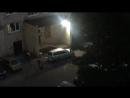 Ночные дебоширы 4 товарища из какой то юго восточной республики устроили замес в 3 часа ночи Приезд патруля всех спугнул Разбу