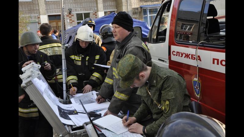В Удмуртии сотрудники Росгвардии оказывают помощь республиканскому МЧС на месте локализации пожара в селе Пугачёво