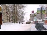 Любимый город Омутнинск- 2ч (Зима)