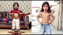 Iran 4 Years Old Strongest Kid in The World