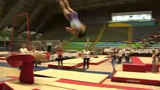 Kayla DiCello - Vault - 2018 Pacific Rim Championships Podium Training