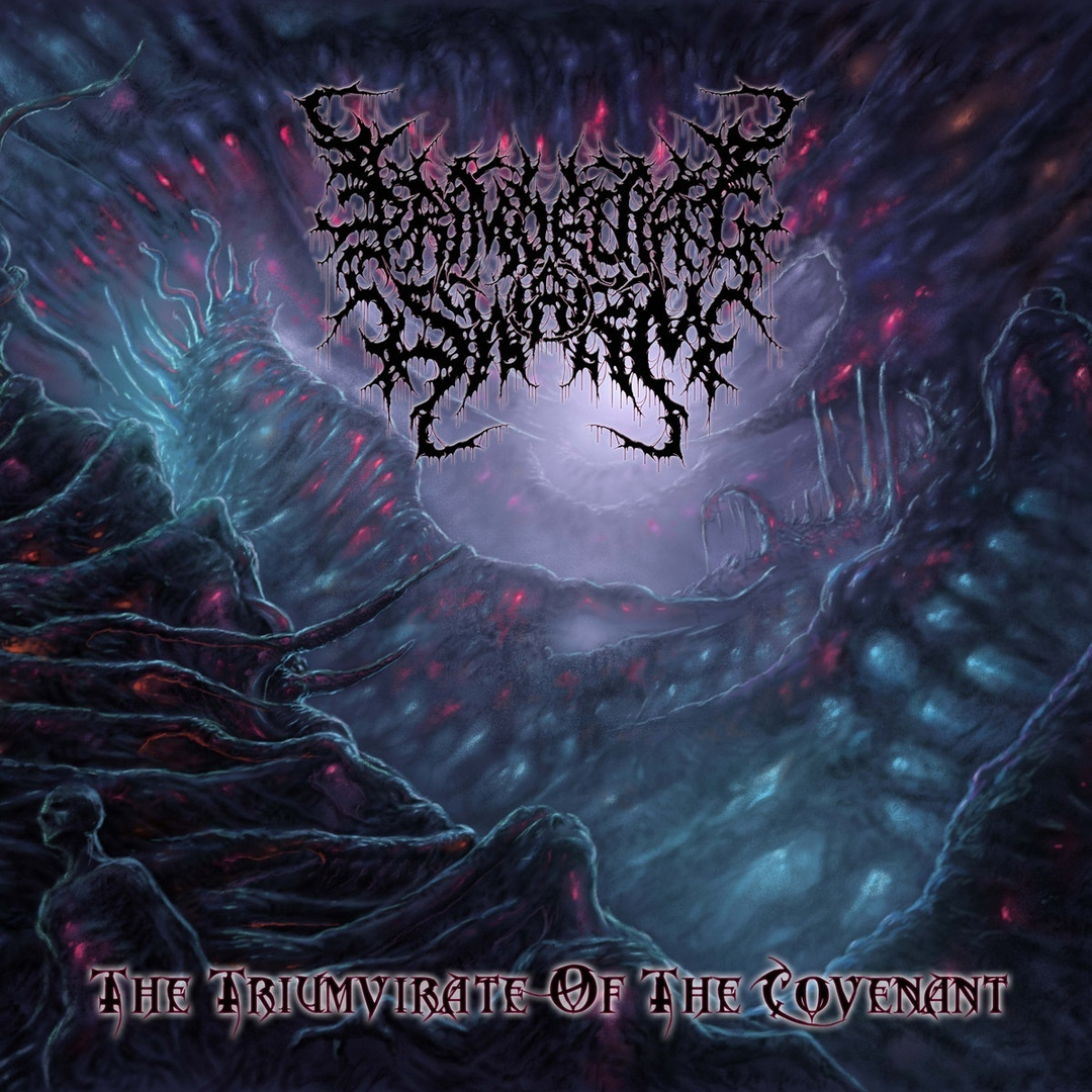 Primordial Swarm - Triumvirate Of The Covenant (2018)