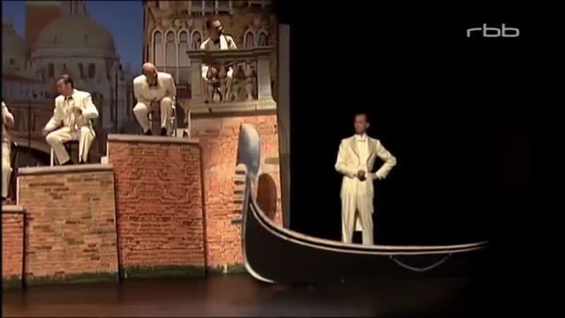 O sole mio Max Raabe Palast Orchester
